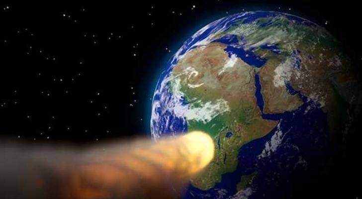 كويكب يهدد الأرض - أرشيفية