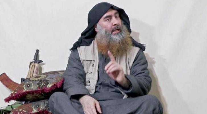 الارهابي أبو بكر البغدادي