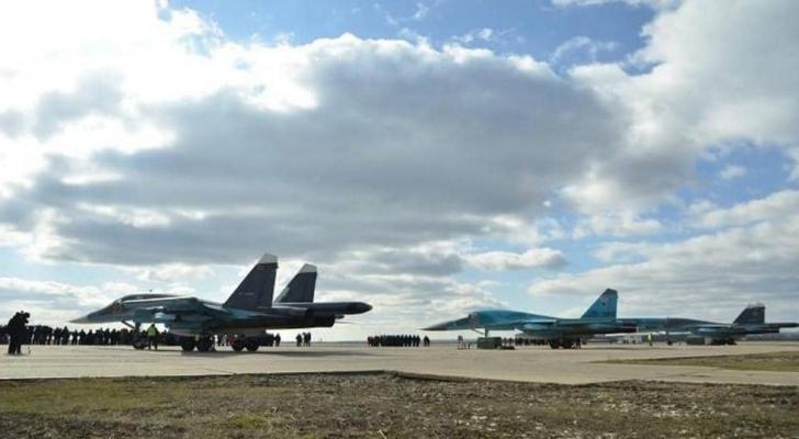 تتخذ القوات الروسية من حميميم قاعدة عسكرية رئيسية لها بسوريا