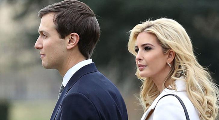 كوشنر، وهو زوج إيفانكا ابنة الرئيس الأميركي، دونالد ترمب