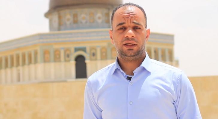 رئيس بلدية الكرك ابراهيم الكركي