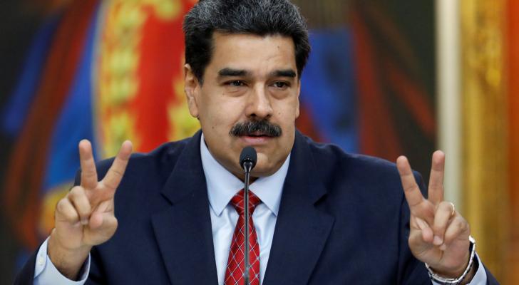 الرئيس الفنزويلي نيكولاس مادورو - ارشيفية