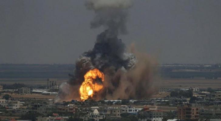عدوان الاحتلال على قطاع غزة