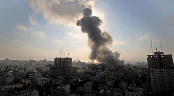 يتواصل العدوان على قطاع غزة لليوم الثاني على التوالي