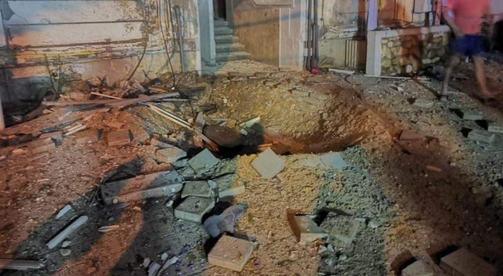 مقتل مستوطن بصاروخ للمقاومة الفلسطينية