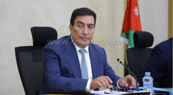 رئيس مجلس النواب رئيس الاتحاد البرلماني العربي المهندس عاطف الطراونة