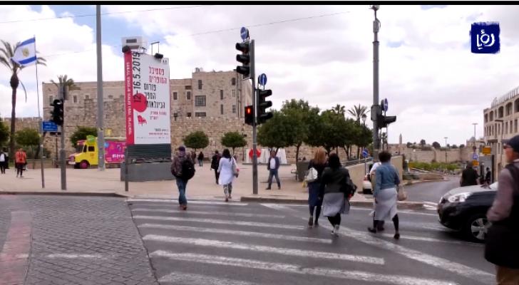سلطاتُ الاحتلالِ تكثِفُ انتهاكاتِها بحقِ الفلسطينيينَ بالتزامنِ مع ذكرى النكبة