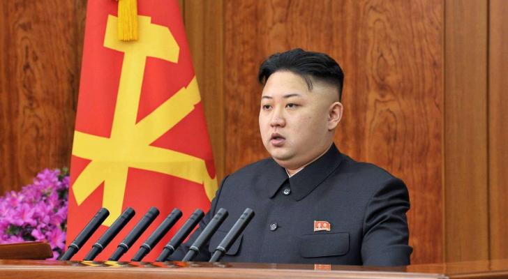 كيم جونغ أون زعيم كوريا الشمالية - ارشيفية