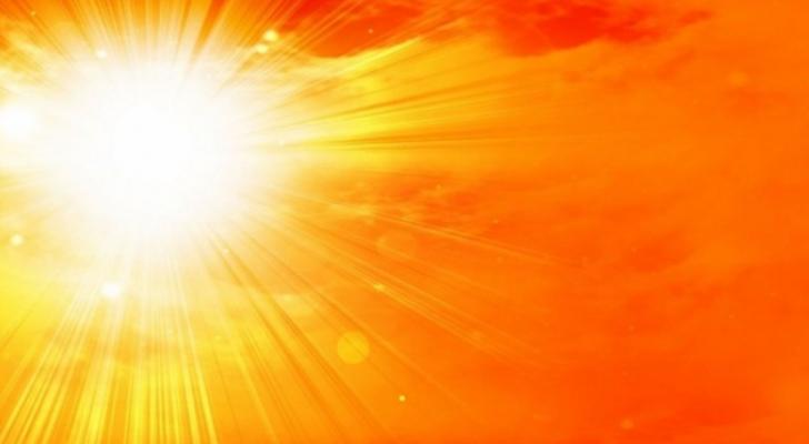 درجة الحرارة العظمى في العاصمة عمان 32 مئوية