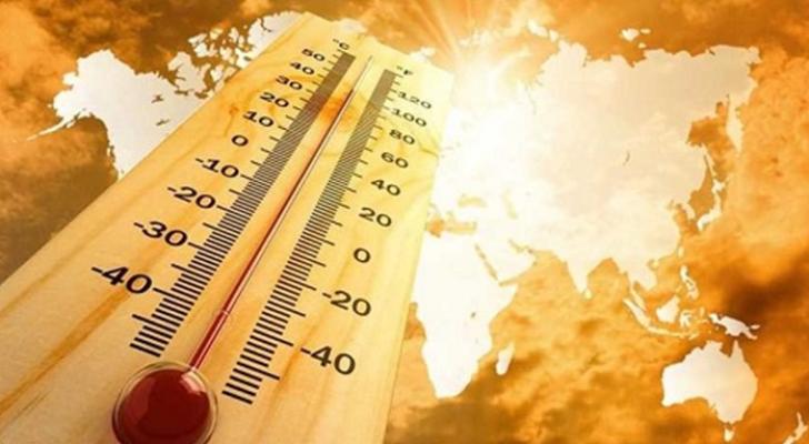 درجة الحرارة وصلت 40 مئوية في الأغوار والبحر الميت والعقبة