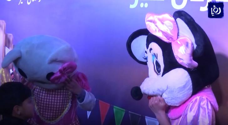 محافظة معان تقيم فعاليات مهرجان رمضان الخير