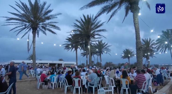 إفطار رمضاني لإحياء ذكرى شهداء مجزرة الطنطورة