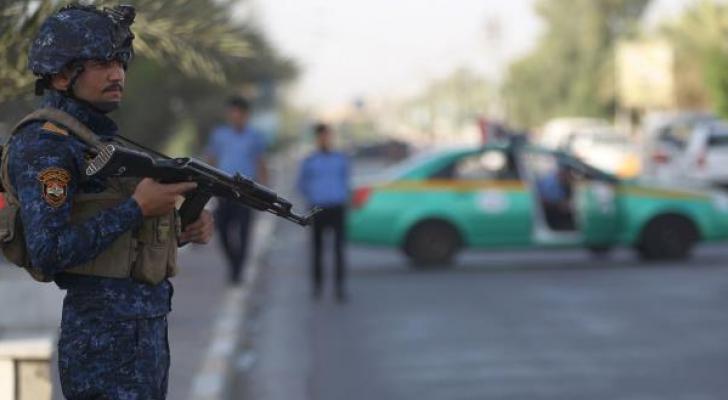 صورة أرشيفية - الشرطة العراقية