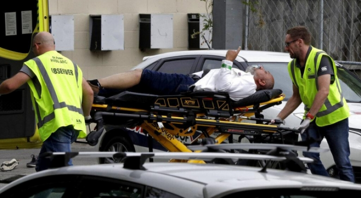 أحد ضحايا مذبحة المسجدين