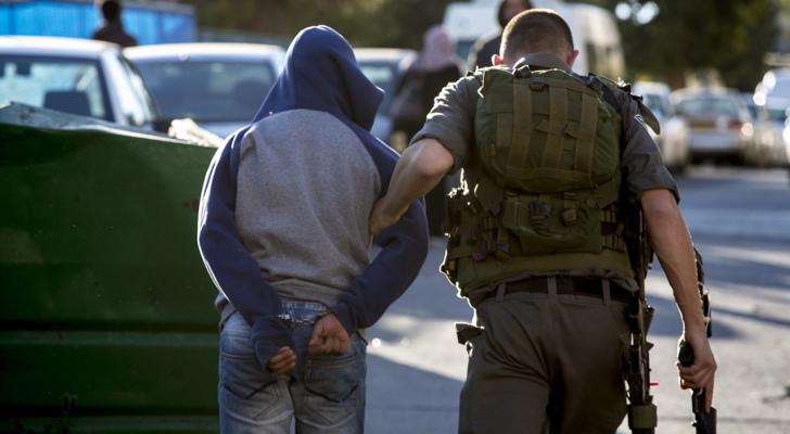 الاحتلال يشن حملة اعتقالات بالضفة - الصورة ارشيفية