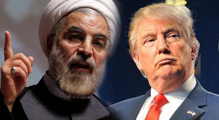 الرئيس الايراني و ترمب