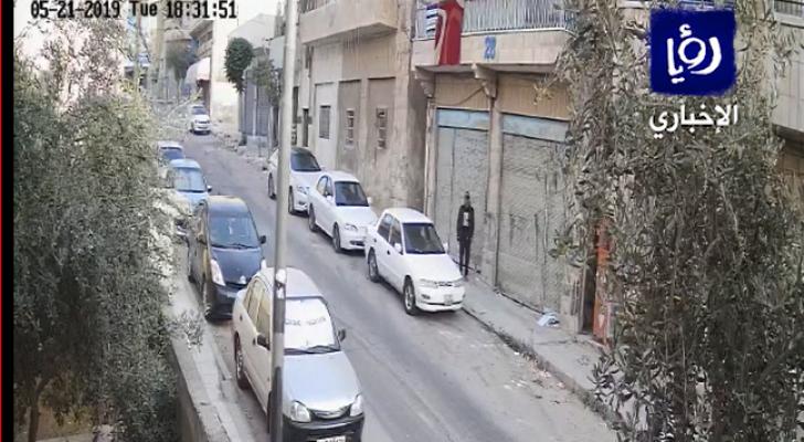 سرقة  مركبة في نهار رمضان بالزرقاء