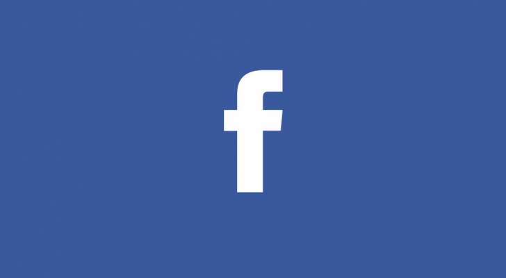 شعار موقع التواصل الاجتماعي الشهير فيسبوك