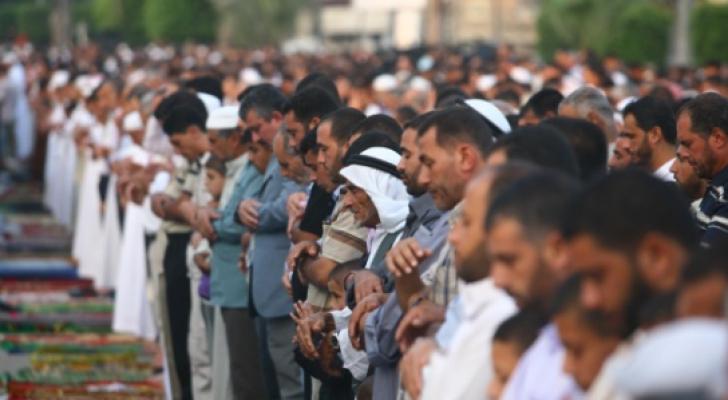 صلاة عيد الفطر السعيد في الأردن عند الساعة السادسة والنصف صباحًا | رؤيا  الإخباري