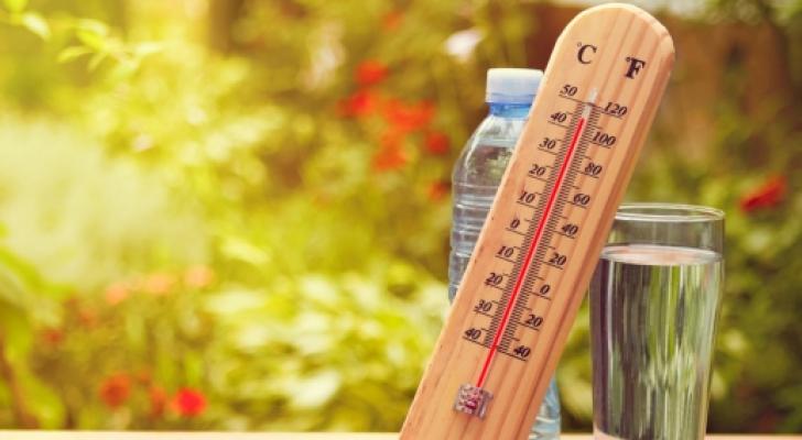 اجواء حارة خلال ايام عيد الفطر - تعبيرية