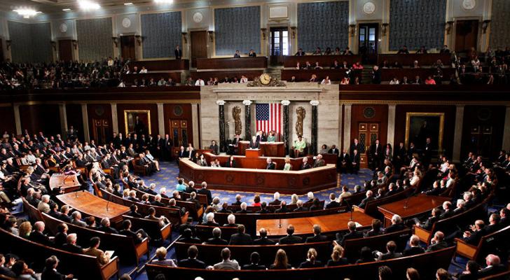 الكونجرس الأمريكي - أرشيفية