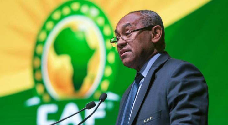 رئيس الاتحاد الأفريقي للعبة أحمد أحمد