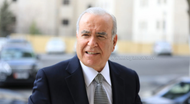 وزير التربية وزير التعليم العالي والبحث العلمي الدكتور وليد المعاني
