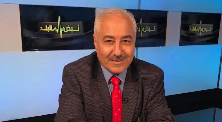 رئيس مجلس ادارة صحيفة الدستور الوزير الاسبق محمد الداودية