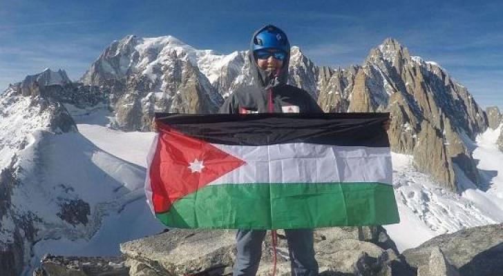 دولورس الشلة أول عربية تتسلق افرست من جهة منطقة التبت