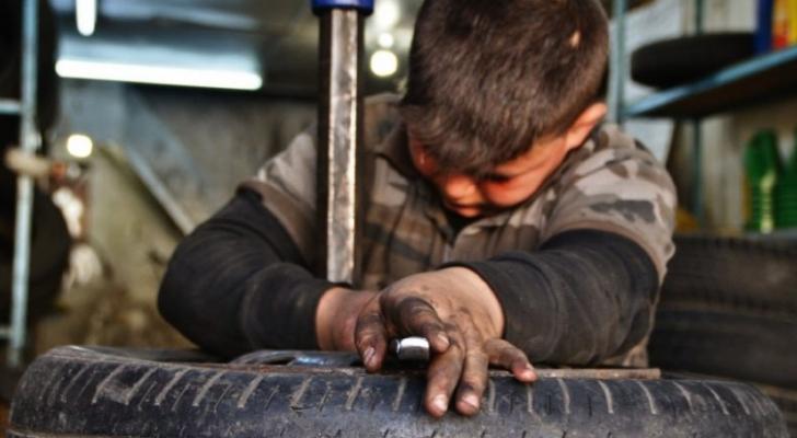 عمالة الاطفال - ارشيفية