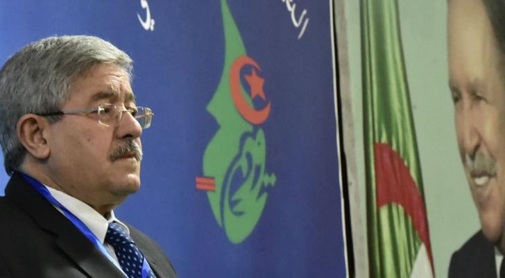 رئيس الوزراء الجزائري السابق أحمد أويحيى - ارشيفية