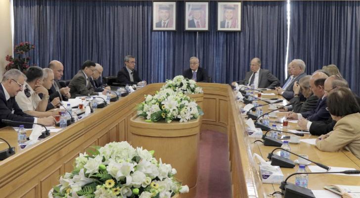 المعشر يكشف عن توجه حكومي للاتفاق على برنامج جديد مع صندوق النقد الدولي
