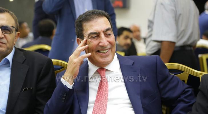 رئيس مجلس النواب عاطف الطراونة