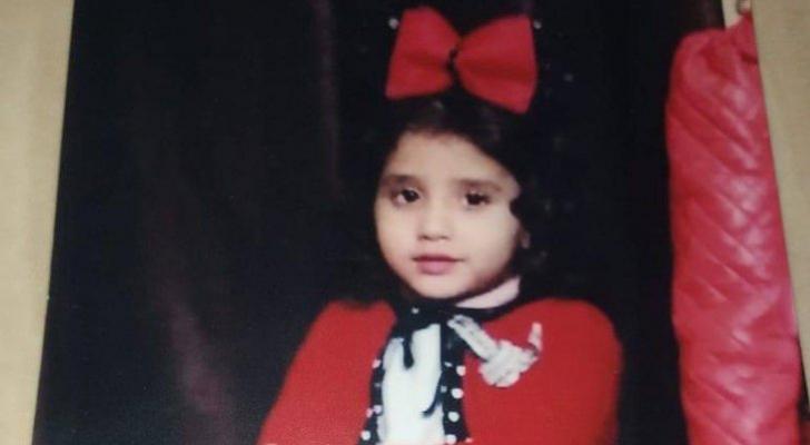الطفلة نيبال رحمة الله عليها