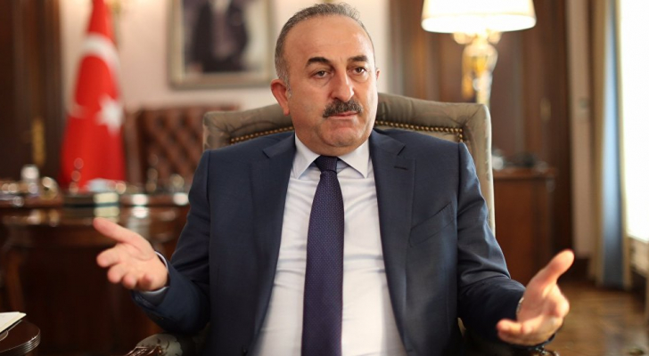 وزير الخارجية التركي تشاووش أوغلو