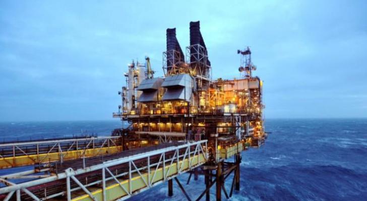 منصة لإنتاج النفط - رويترز