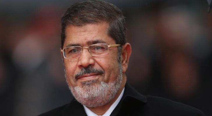 الرئيس المصري المرحوم محمد مرسي - ارشيفية