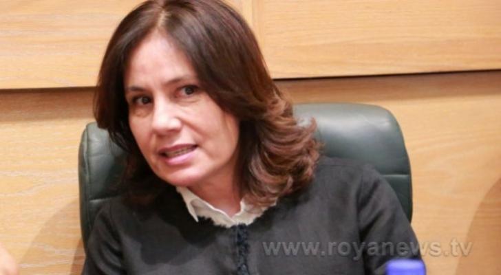وزيرة الطاقة هالة زواتي