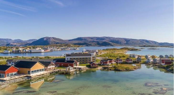 جزيرة سوماروي النرويجية