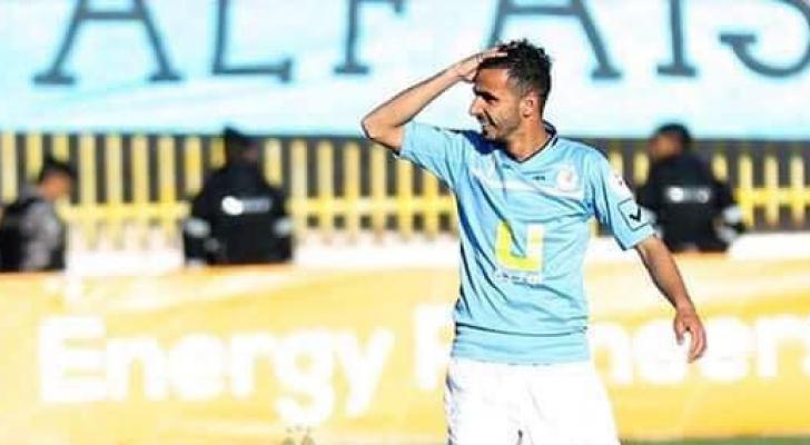 اللاعب احمد العرسان - ارشيفية