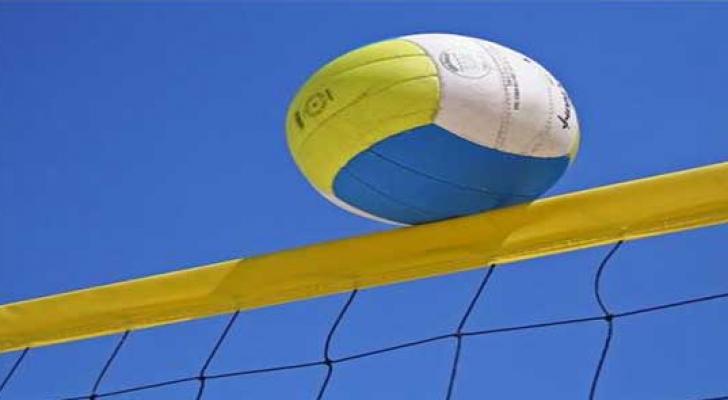 نادي الكرمل ينظم البطولة العربية للكرة الطائرة