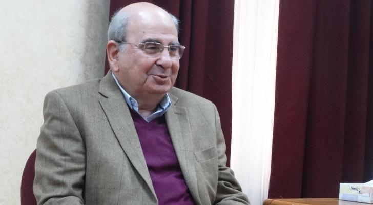 رئيس الوزراء الأسبق طاهر المصري