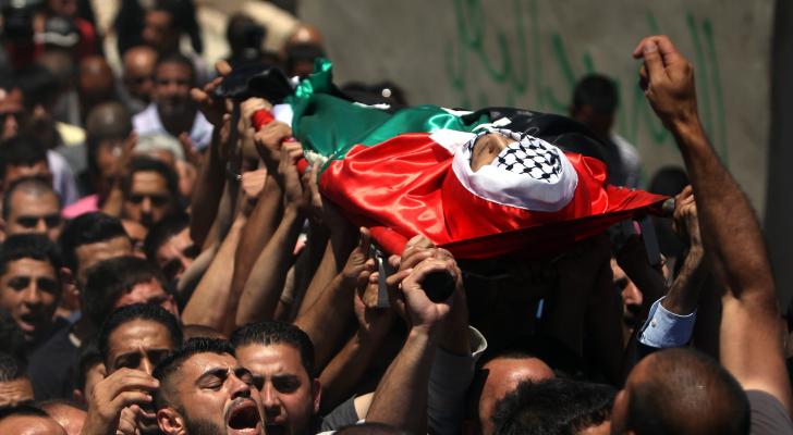 عدد الجثامين المحتجزة لدى الإحتلال منذ بداية الثورة الفلسطينية المعاصرة 266