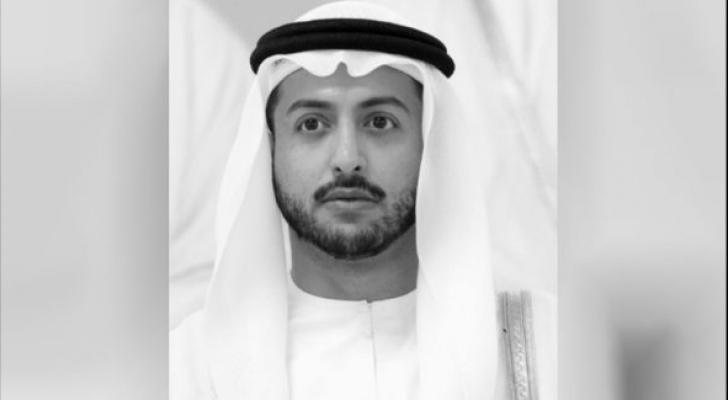 المرحوم الشيخ خالد بن سلطان القاسمي