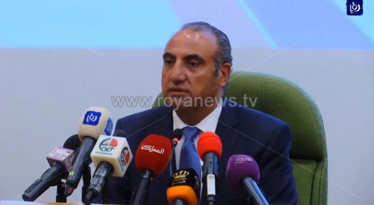 أمين عمان الدكتور يوسف الشواربة