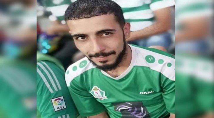 المشجع الأردني محمد الجبالي