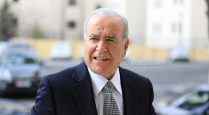 وزير التربية الدكتور وليد المعاني