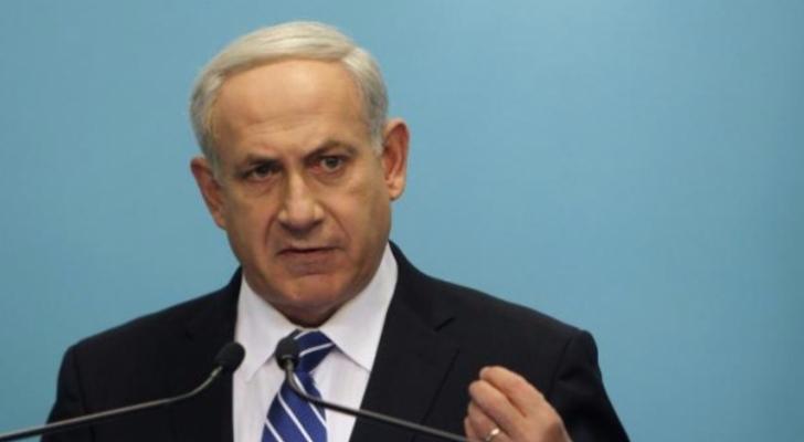 وزراء الاحتلال بنيامين نتانياهو