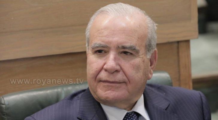 وزير التربية والتعليم ووزير التعليم العالي والبحث العلمي الدكتور وليد المعاني - ارشيفية