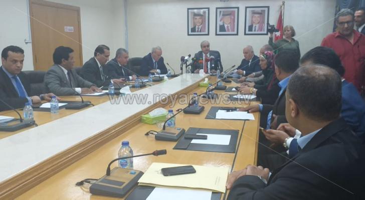 اجتماع وزير التربية مع لجنة التربية النيابية